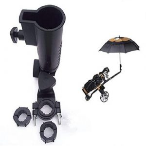 soporte paraguas carros de golf